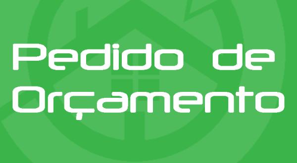 PEDIDO DE ORÇAMENTO